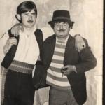 Ђорђе Урошевић и Миле Мандић