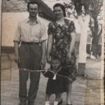 Светислав - Мика, Јелица и Живка Ђурђевић 1958. г.