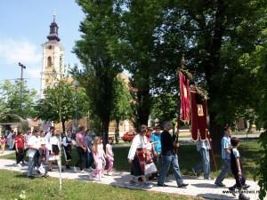 2011. мај - Храмовна слава