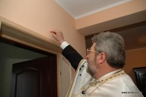 2007. мај - освећење парохијског дома