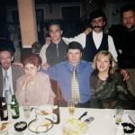 2002.пећинци сремачко вече-седе-шиља са женом,тома и наташа ћирковић,стоје-слоба чавић,брица,ђорђе ћирковић_resize