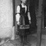 Живановић Ђорђевић Мирјана, једна од чланица фолклорне групе у Шимановцима, давне 1964 године.