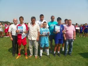 Најбољи појединци турнира и организатори