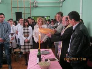 Прослављен Свети Сава - школска слава