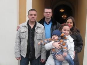 крштење Предрага и Григорија Арсенијевић