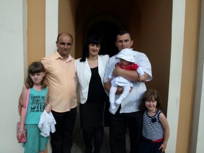 крштење Јоване Виторац