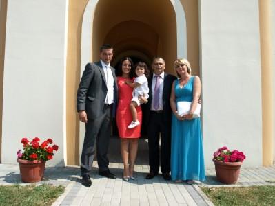 крштење Луке Брдара