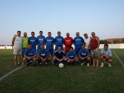 фудбал - утакмица ветерана