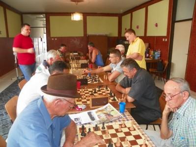 Šah - Slavski turnir u Šimanovcima