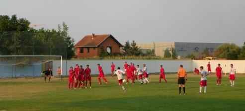 фудбал - првенствена утакмица