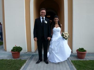 венчање Петра и Саре