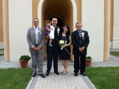 венчање и крштење Батало