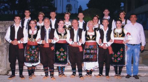 ветерани ИСКОН-а на смотри у Лазаревцу