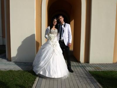 венчање Милоша и Марине Симић