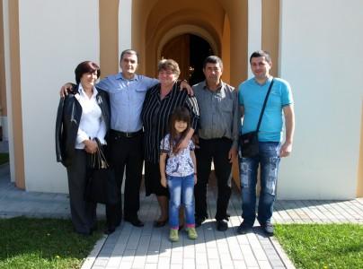 крштење Гордане Павловић