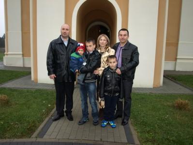 крштење Вукашина Радивојевића
