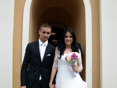 венчање Николе и Тамаре Вулетић