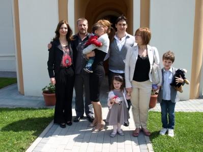 крштење Михајла Грујића