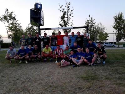 хуманитарни турнир у малом фудбалу - прикупљено 97,630.00 динара