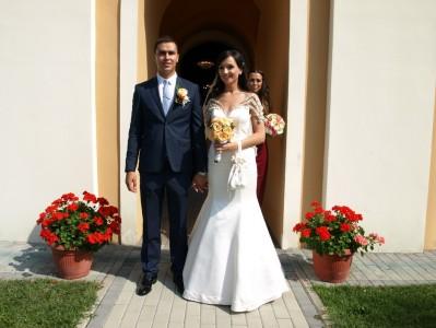 венчање Младена и Бојане Војкић