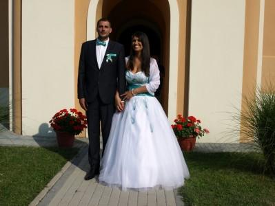 венчање Немање и Милане Гајица