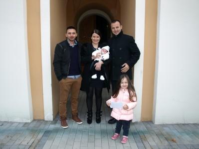 Крштење Василија Бабића