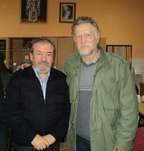 Бранку Орешчанину у част-промоција у родним Сасама (Нови Карловци)