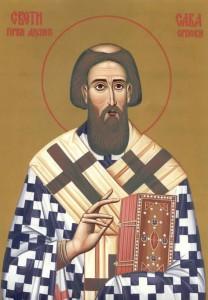 Свети Сава Архиепископ Српски