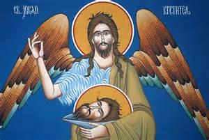 Усековање главе Светог Јована 11. септембра