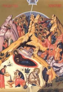 Припреме за празник рођења Христовог
