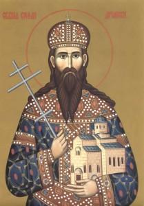 Свети мученик Стефан Дечански, Краљ Српски – Свети Мрата  24. новембар