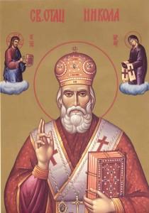 Sveti Nikolaj Čudotvorac, Mirlikijski – Nikoljdan 19. decembar