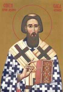 Свети Сава Архиепископ Српски 27. јануар