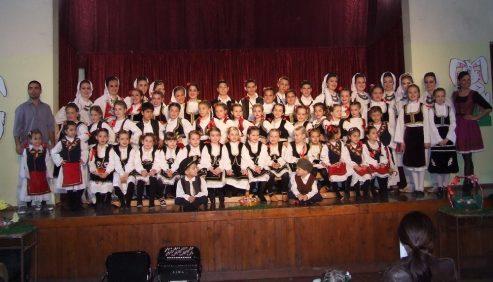 """Vaskršnji koncert KUD """"Iskon"""" Šimanovci 2017. godine"""