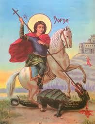 Свети Великомученик Георгије – Ђурђевдан 6. мај