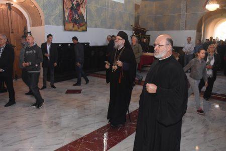 Arhijerejska Liturgija u Šimanovcima