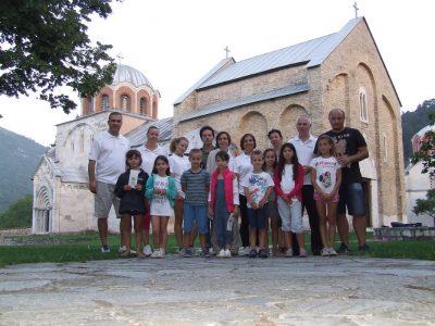ТВ серијал за одрасле и децу Моја Србијица на Еду тв – образовној телевизији: