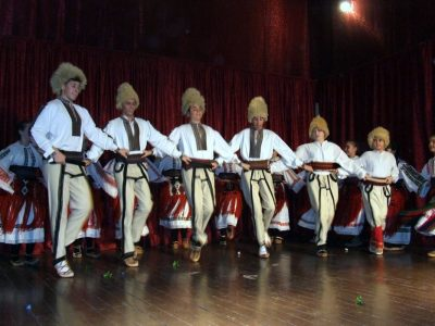 Godišnji koncert Kulturno-umetničkog društva Iskon iz Šimanovaca
