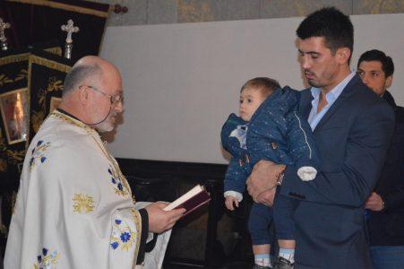 krštenje Živanović