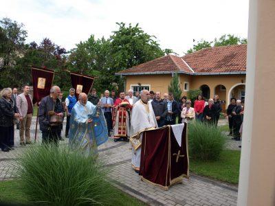 Шимановчани прославили храмовну славу