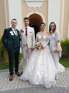 Венчање Војкић 05. октобар 2019. година
