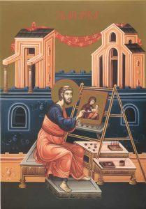 Свети апостол и јеванђелист Лука 31. октобар