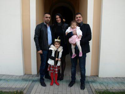 Крштење Радивојевић 03. новембар 2019. година