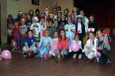 Drugi maskenbal za decu - ISKON Šimanovci