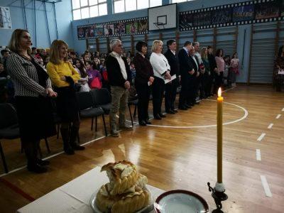 Šimanovčani proslavili Svetog Savu