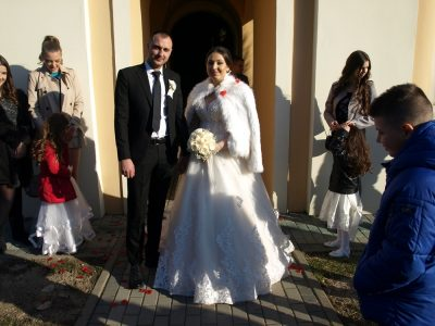 Венчање Миљуш 08. фебруар 2020. година