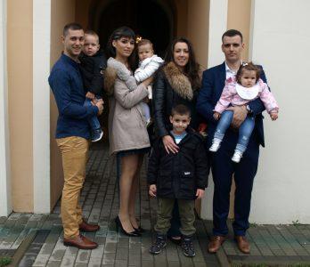 Krštenje Kućerović 07. mart 2020. godina