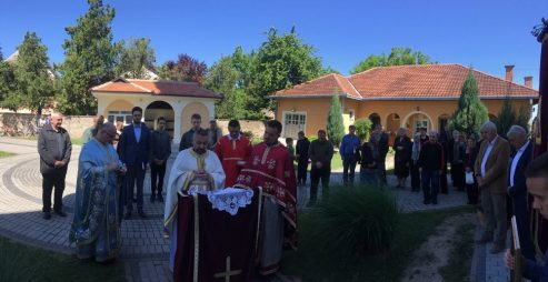 Šimanovčani proslavili hramovnu slavu Prenos moštiju svetog Nikolaja