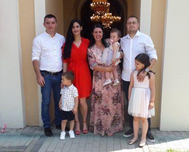 28. јуни 2020. година - крштење Лакетић