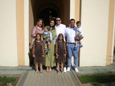24. јуни 2020. година - крштење Арсенијевић